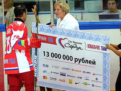 Фетисов: хоккей — спорт № 1 в России