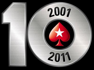 Юбилей PokerStars