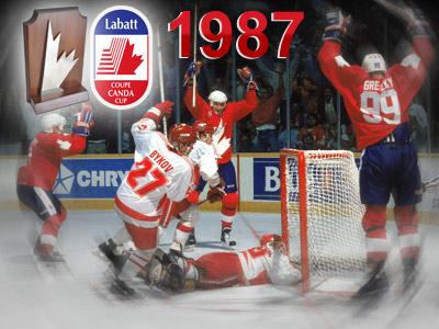 Михаил Мельников – о Кубке Канады-87