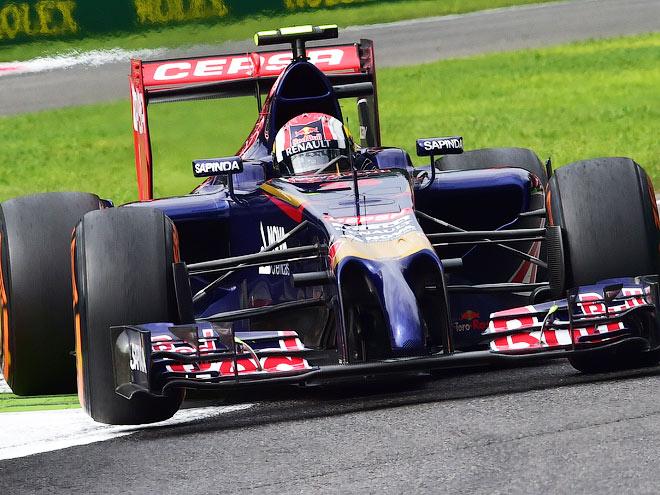 Квят — о гонке Гран-при Италии и своём прорыве