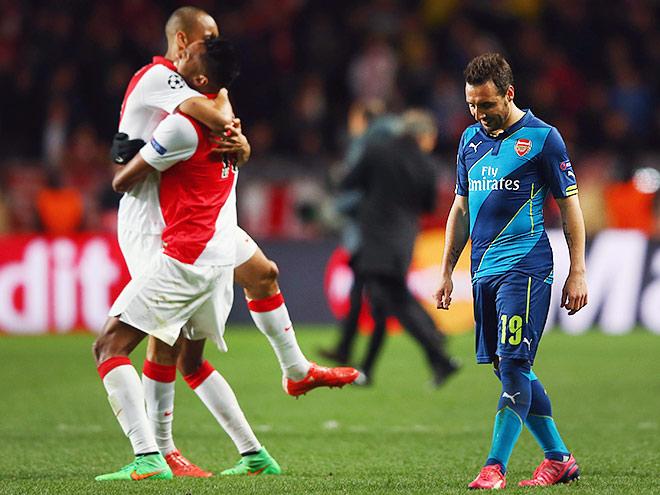 «Монако» — «Арсенал». Обзор матча – 0:2