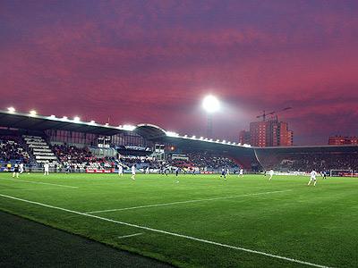 Путеводитель по московским стадионам