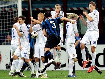 "Шалимов: счёт 1:0 вполне устраивал ""Интер"""
