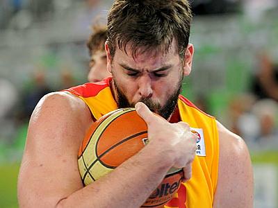 Испания завоевала бронзу Евробаскета в Словении