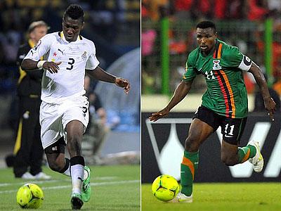 На Кубке Африканских нацией пришла пора полуфиналов