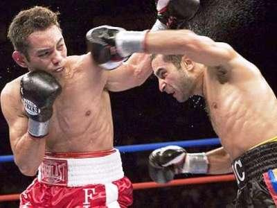 Обзор главных боксёрских боёв 9-10 ноября