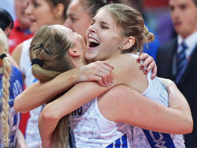 Россиянки завоевали путёвку на Олимпийские игры