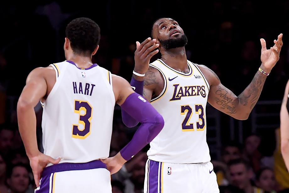 Прогнозы на НБА. «Денвер» — «Лейкерс»