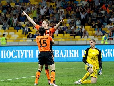 Александр Заваров оценил финал Кубка Украина