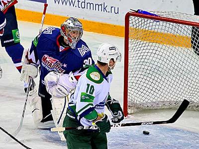 Итоги игрового дня КХЛ (17.01.13)