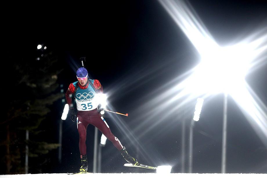 Олимпиада — 2018. Биатлон