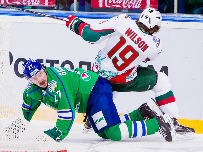 Захаркин, Билялетдинов и Лукоянов – о матче в Уфе