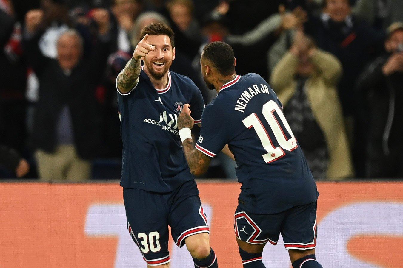 «ПСЖ» — «Манчестер Сити» — 2:0