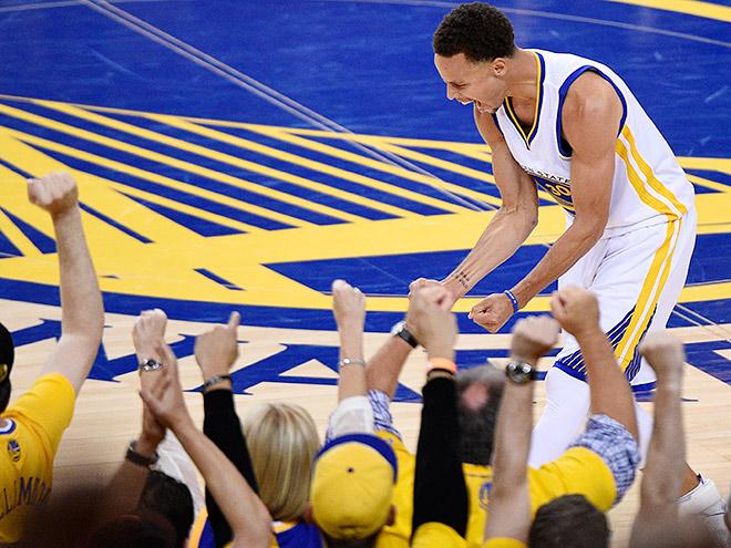 Финал плей-офф НБА. «Голден Стэйт» – «Кливленд»