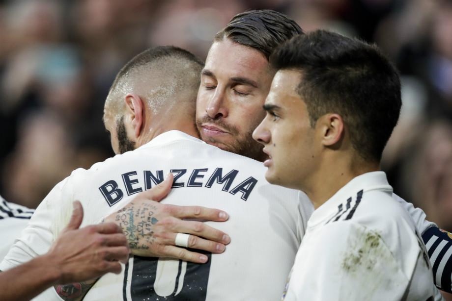 «Виктория» — «Реал»