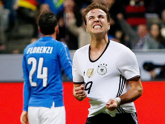 Германия – Италия – 4:1. 16 марта 2016 года. Видео, голы, обзор матча