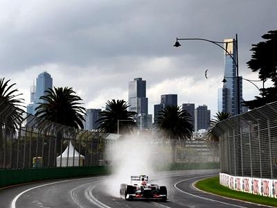 Первые тренировки Гран-при Австралии Ф-1 не прояснили расстановки сил