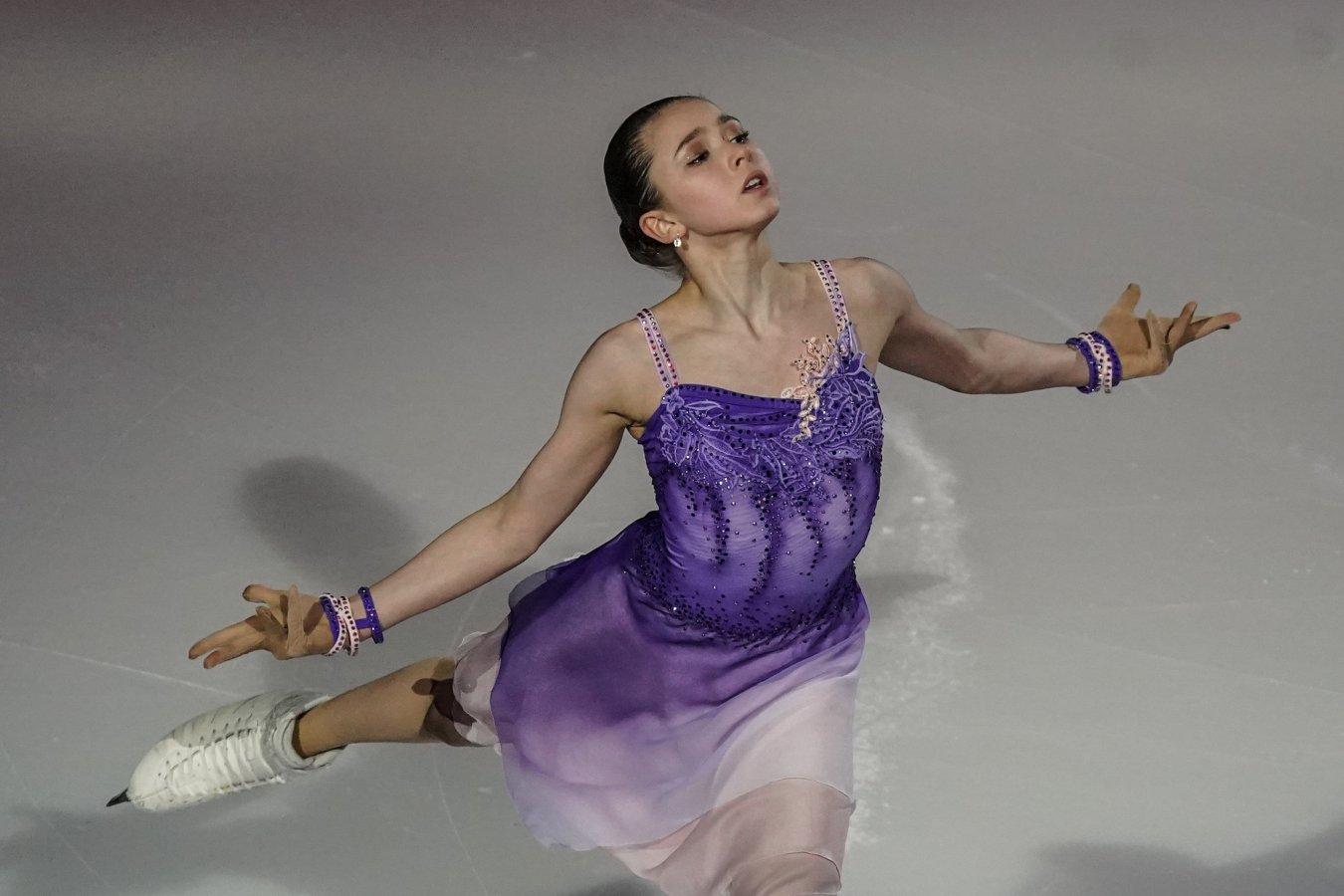 Инна Гончаренко прокомментировала два мировых рекорда Камилы Валиевой на одном турнире