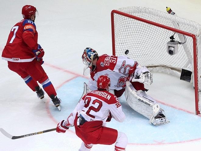 Чемпионат мира по хоккею - 2016. Онлайн-трансляция 12 мая