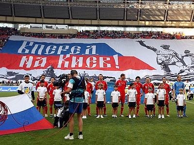 Созин: сборная обеспечила праздник на лето-2012