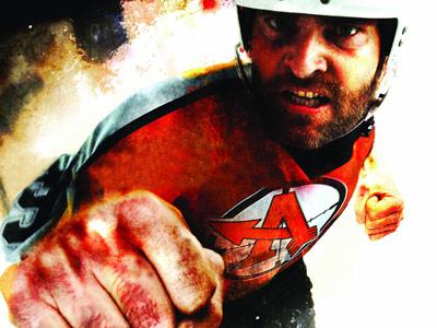 """""""Вышибала"""" - фильм о хоккее и не только"""
