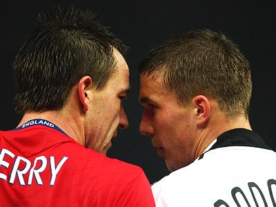Мировая классика: Англия VS Германия
