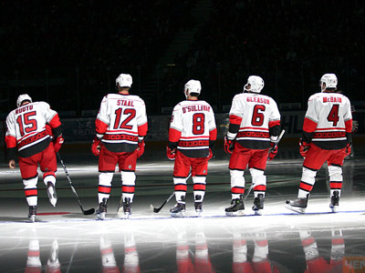 НХЛ показала, чья это игра