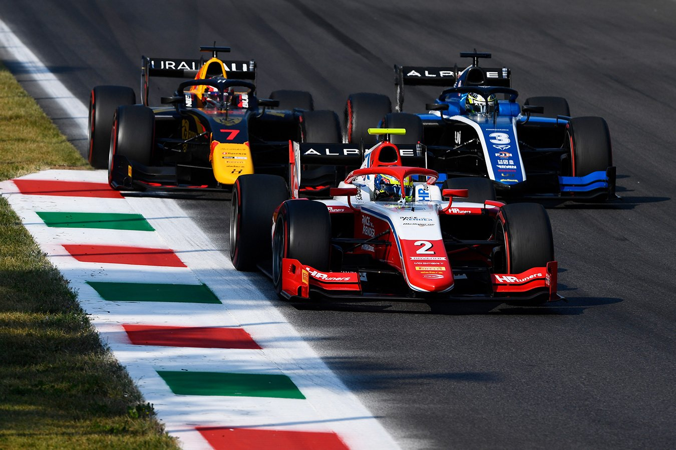 Опубликован календарь Формулы-2 на 2022 год