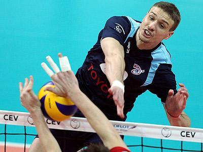 На портале «Чемпионат.com» открылся раздел «Волейбол»