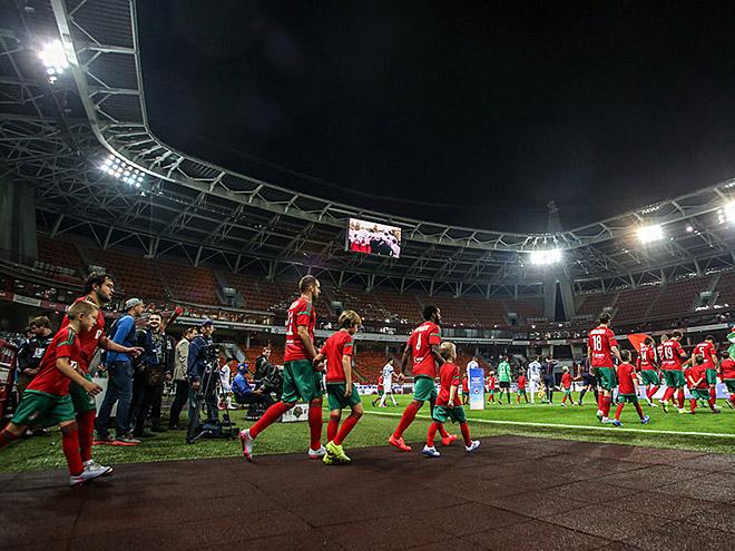 """""""Локо"""", """"Рубин"""" и """"Краснодар"""" готовятся к Лиге Европы"""