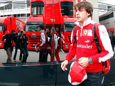Формула-1 в стране Алонсо