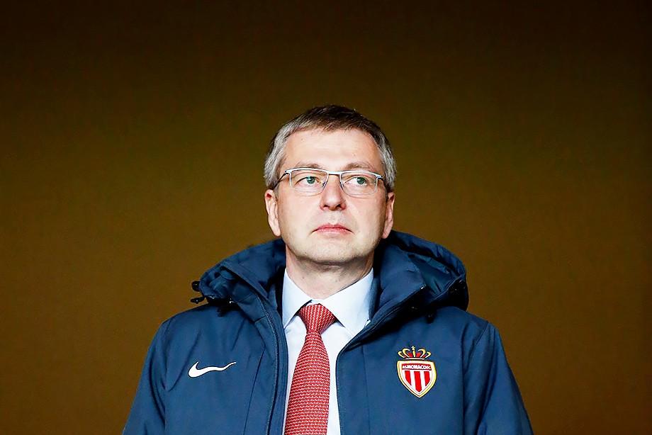 Футбольный клуб монако принадлежит