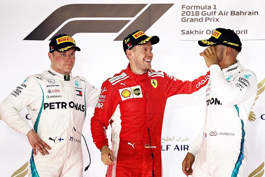 Формула-1. Гран-при Бахрейна