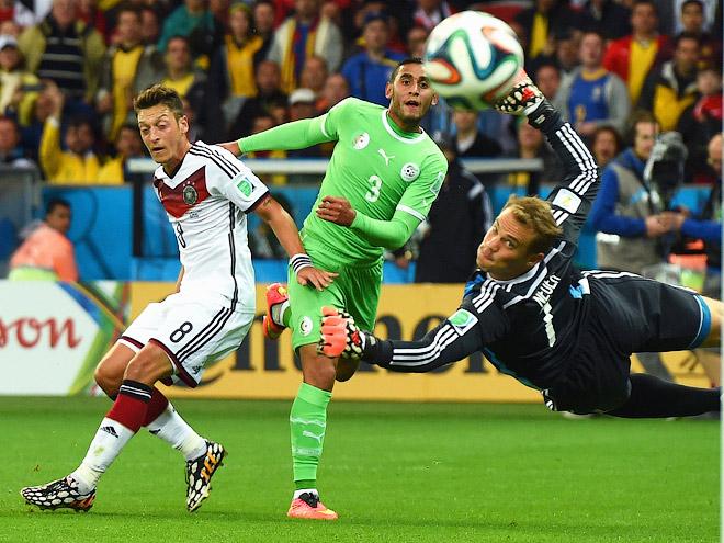 Германия — Алжир — 2:1 д.в.