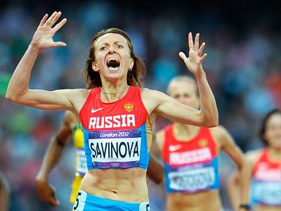 Зарипова и Савинова - надежды сборной России