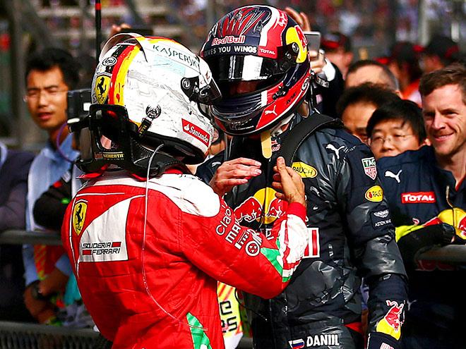Гран-при Китая Формулы-1
