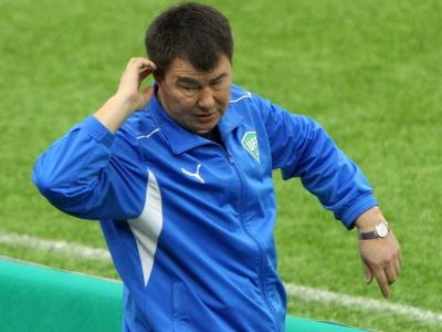 Кабаев: в Узбекистане снова взялись за футбол