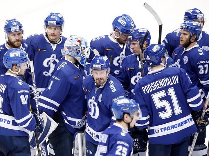 Хоккеистам московского «Динамо» три месяца не выплачивают заработную плату