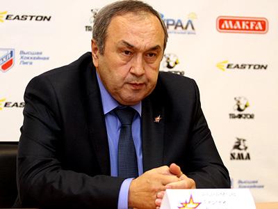 Главный тренер «Ижстали» рассказал о себе