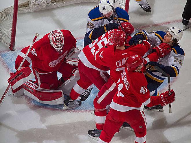 НХЛ. Обзор игрового дня. 22.03.2015