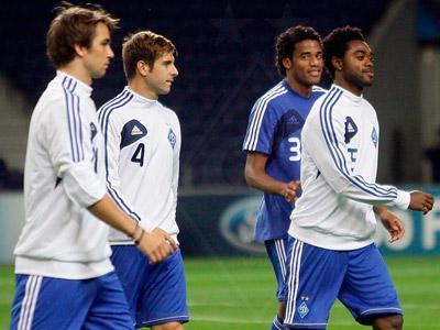 Сегодня «Динамо» в гостях сыграет с «Порту»