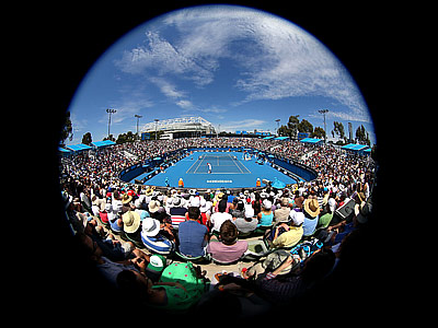 Расписание 4-го игрового дня Australian Open-2013