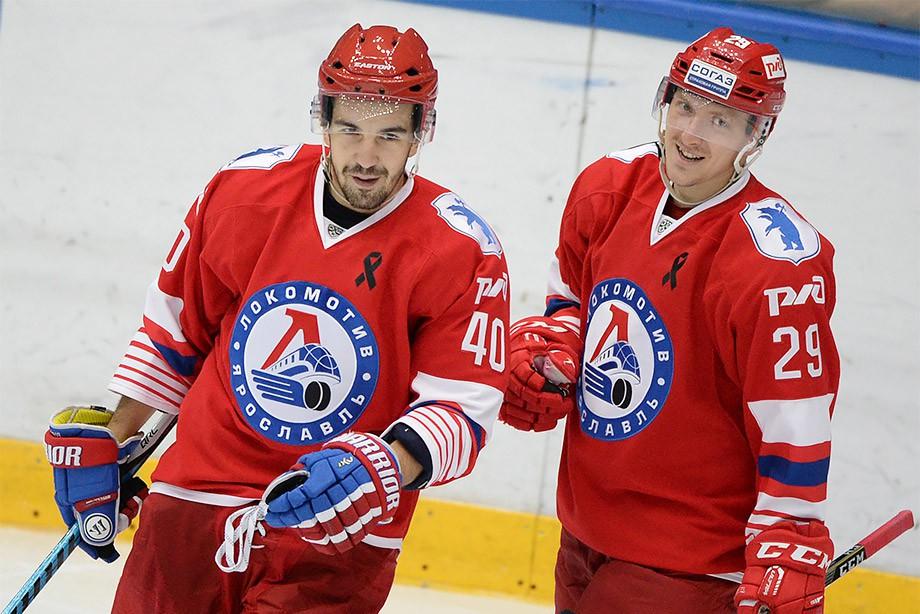 Квартальнов оживил Апалькова и Аверина. 8 лучших троек КХЛ прямо сейчас