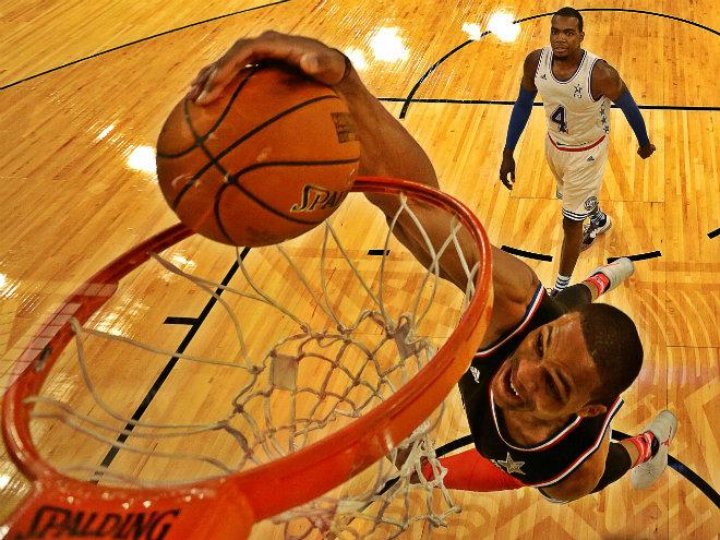Всё видео Звёздного уик-энда НБА-2015