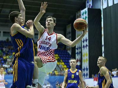 Виталий Усенко о матче против Хорватии