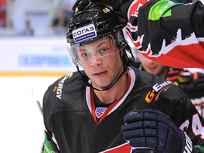 Сергей Костицын - о брате, хоккее и личной жизни