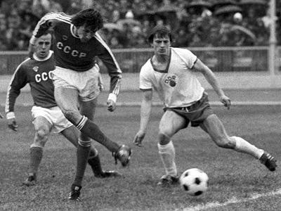 Решающий гол в финале Евро-1980 (U21)