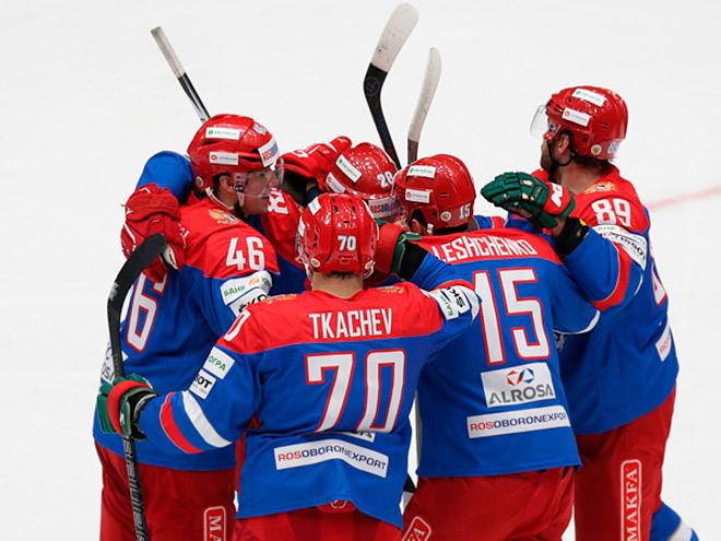 Россия – Словакия – 6:0. 14 апреля 2016 года. Обзор матча, фото, видео