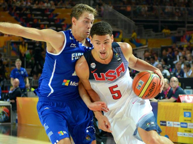 Три главные ставки 2-го дня ЧМ по баскетболу