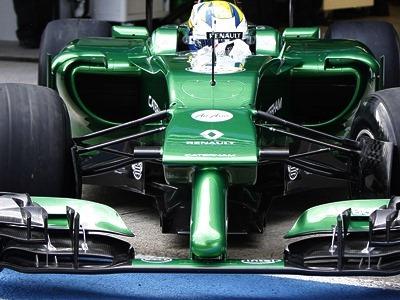 Самые некрасивые носы машин Формулы-1 сезона-2014